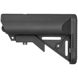 Lancer Tactical M4 GEN 2 Collapsible Crane Stock - BLACK