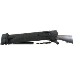NcStar Tactical Shotgun Scabbard - Protective Gun Case - Black