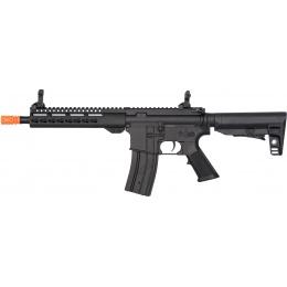 JG M4 Airsoft AEG Rifle w/ KeyMod Handguard - BLACK