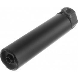 Atlas Custom Works Full Metal SOCOM QD Barrel Extension w/ Flash Hider - BLACK