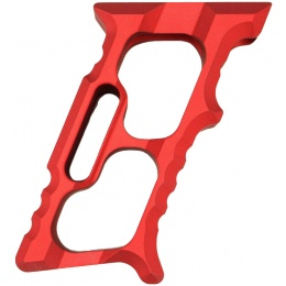 Atlas Custom Works Lightweight Aluminum Vertical Foregrip for M-LOK and KeyMod - RED