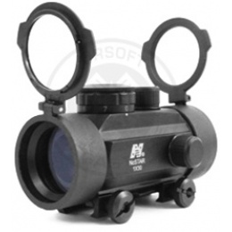 NcStar 1x30 Full Metal Rifle Red Dot Sight w/ 7-Level Intensity