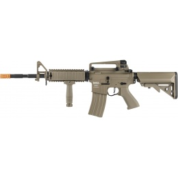Lancer Tactical LT-04 ProLine Series M4 RIS Airsoft AEG [350 FPS] - TAN