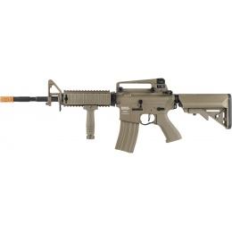 Lancer Tactical LT-04 ProLine Series M4 RIS Airsoft AEG [400 FPS] - TAN