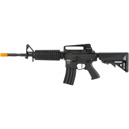 Lancer Tactical LT-03 ProLine Series M4A1 Airsoft AEG [350 FPS] - BLACK