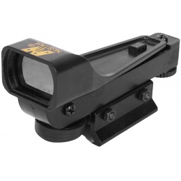 NcStar Red Dot Sight w/ Integrated Weaver Mount - Black