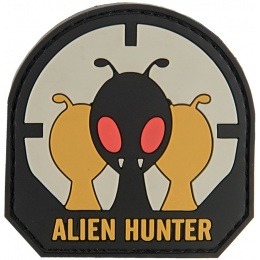 G-Force Alien Hunter PVC Patch