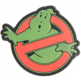 G-Force Ghostbusters No Ghost PVC Patch
