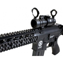 NcStar 1x30 4-Level Intensity Adjustable Airsoft Red Dot Scope