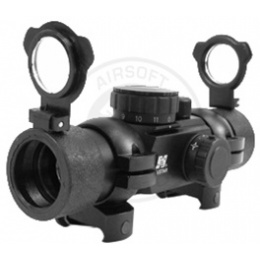NcStar 1x30 Multi-Reticle Red Dot Scope w/ 11-Intensity Levels