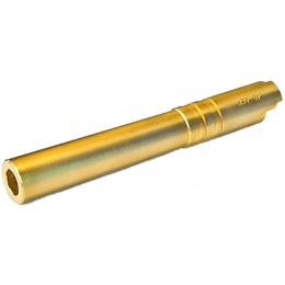 Airsoft Masterpiece .45 Steel ACP Outer Barrel for 5.1 Hi-Capa - GOLD