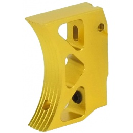 Airsoft Masterpiece Aluminum Trigger Type 3 for Hi-Capa Airsoft Pistols - GOLD