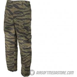 Propper Uniform Ripstop Reinforced MilSpec BDU Pants (SMALL) - TIGER STRIPE