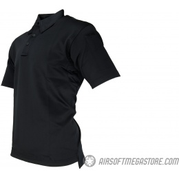 Propper Men's I.C.E. Performance Short Sleeve Polo (XX-LARGE) - LAPD NAVY