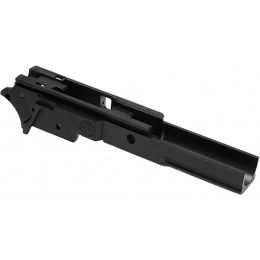 Airsoft Masterpiece SV 3.9 Aluminum Frame w/ Tactical Rail - BLACK