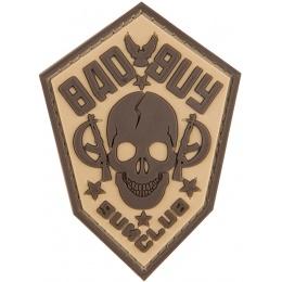 G-Force Bad Guy Gun Club PVC Patch