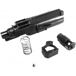 Airsoft Masterpiece Enhanced Nozzle Set for Tokyo Marui Hi-Capa 4.3/5.1 - BLACK