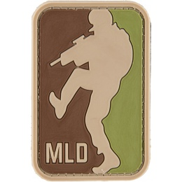 G-Force MLD Major League DoorKicker PVC Morale Patch