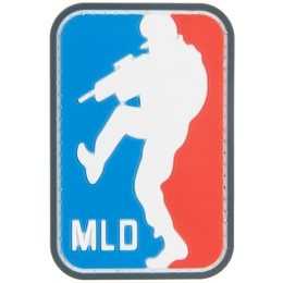 G-Force Major League Destroyer Patch - BLUE / RED