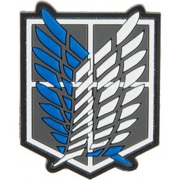 G-Force A Fence On Giant PVC Morale Patch