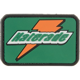 G-Force Haterade PVC Morale Patch