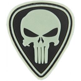 G-Force Diamond Punisher PVC Morale Patch w/ New Background
