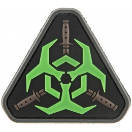 G-Force Resident Evil Biohazard PVC Morale Patch