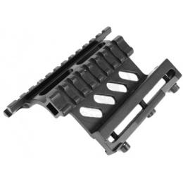 NcStar AK Side-Rail Optics Scope Mount w/ Integrated Weaver Rails