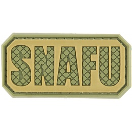 G-Force SNAFU PVC Morale Patch