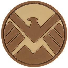 G-Force S.H.I.E.L.D. PVC Morale Patch - TAN
