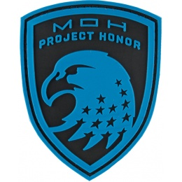 G-Force Eagle USA Project Honor PVC Morale Patch