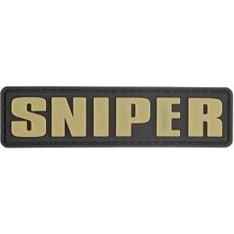 G-Force SNIPER PVC Morale Patch