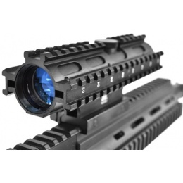 NcStar Airsoft 4x32 Sighting System w/ Integrated Weaver Rails
