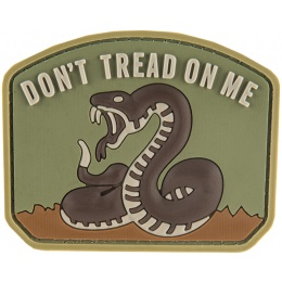 G-Force Don't Tread on Me PVC Morale Patch