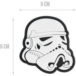 G-Force Imperial Soldier Helmet PVC Patch - Black