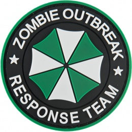 G-Force Zombie Outbreak Response Team Morale Patch - GREEN