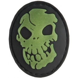 G-Force Skull Patch PVC Patch