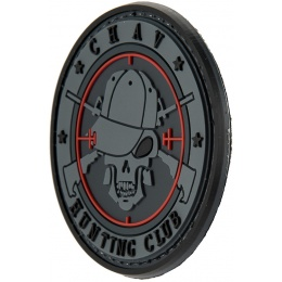 G-Force Hunting Club PVC Morale Patch