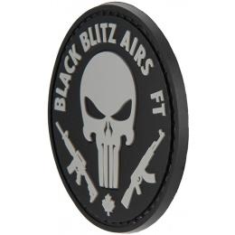 G-Force Black Blitz Airs FT PVC Morale Patch
