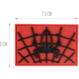 G-Force Spider Man Morale Patch - RED
