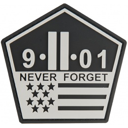 G-Force 9/11 Never Forget Morale Patch