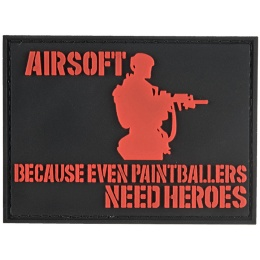 G-Force Paintballers Need Heroes Morale Patch
