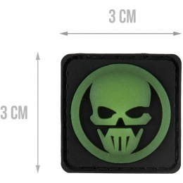 G-Force Glow in the dark Ghost Operators Morale Patch