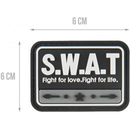 G-Force S.W.A.T. Fight for Love Fight for Life Morale Patch