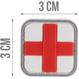 G-Force Medic Symbol PVC Morale Patch