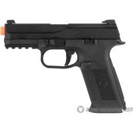 Cybergun FN Herstal Licensed FNS-9 Gas Blowback Airsoft Pistol - BLACK