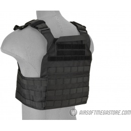 Lancer Tactical Assault Recon Plate Carrier - BLACK