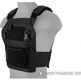 Lancer Tactical Speedster Adaptive Tactical Vest - BLACK