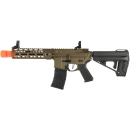 Elite Force Avalon Saber VR16 CQB M-LOK AEG Airsoft Rifle - BRONZE/TAN