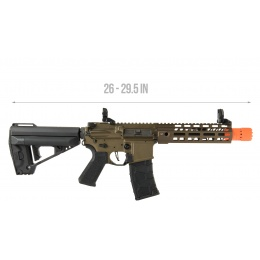 Elite Force Avalon Saber VR16 CQB M-LOK AEG Airsoft Rifle - BRONZE/TAN